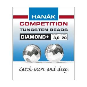 Hanak Tungsten Beads Diamond