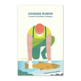 "PATAGONIA КНИГА ""CHASING RUMOR: A SEASON FLY FISHING IN PATAGONIA"""