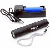 GULFF PRO 365 UV flashlight