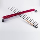 9ft 4wt 4pc BFC Discovery HPS Fly Rod