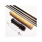 NEXTackle SL Nymph 12ft 3wt 5pc Fly Rod Blank Ready to Build Full Set