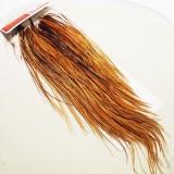Whiting Dry Fly Hackle Pro Grade Saddle Medium Ginger